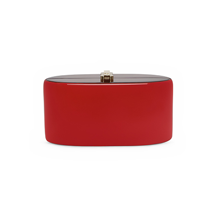 Candy Clutch - red