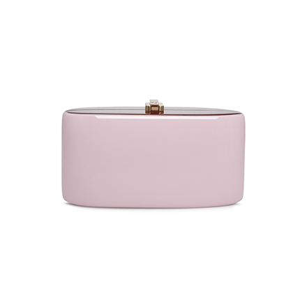 Candy Clutch - parfait pink