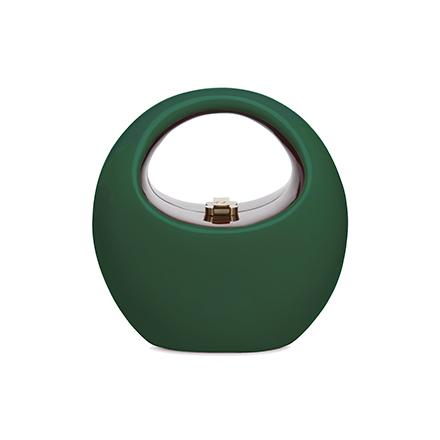 Coco Handbag - dark green