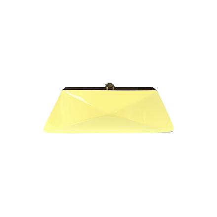 Diaz Clutch - blazing yellow