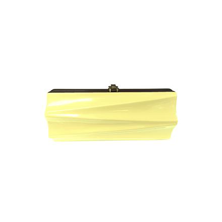 Milano Clutch - blazing yellow