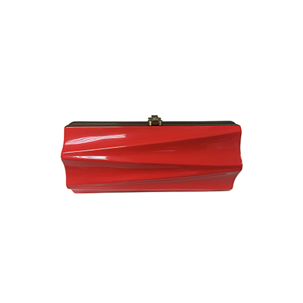 Milano Clutch - red