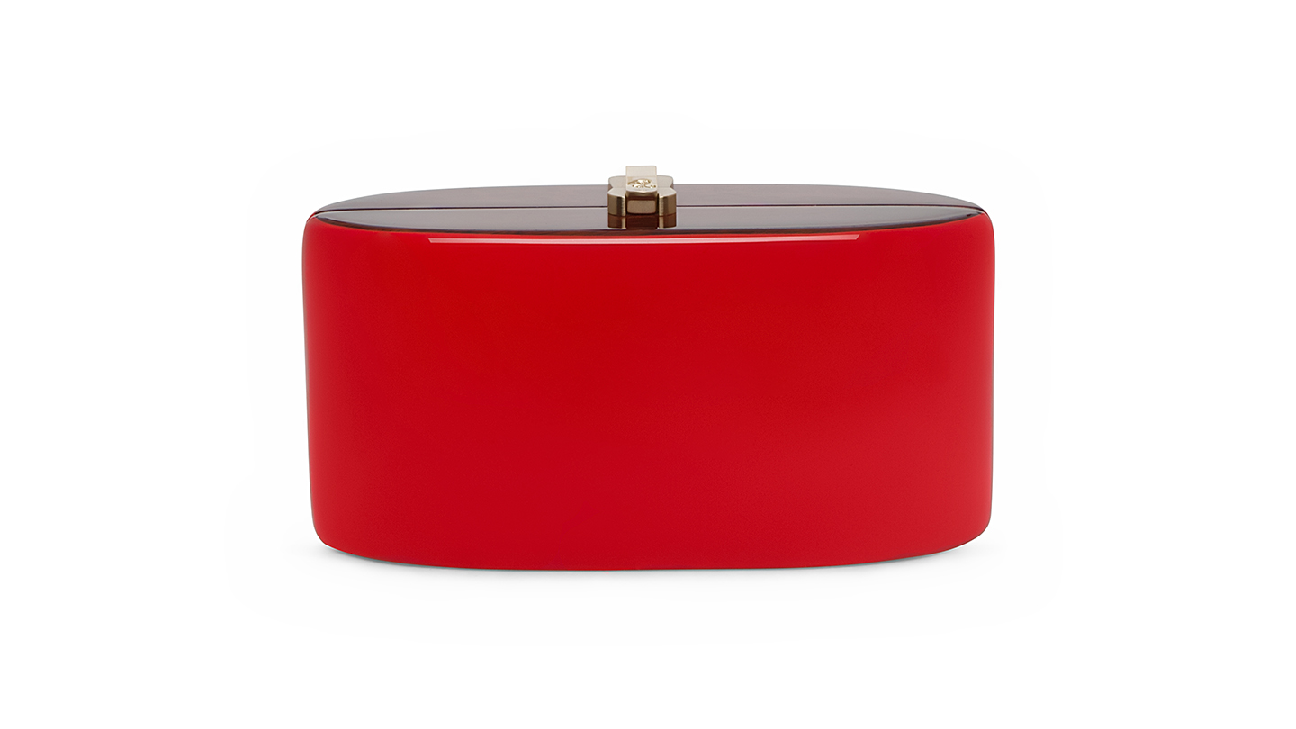 Detail_Candy Clutch_Red_front