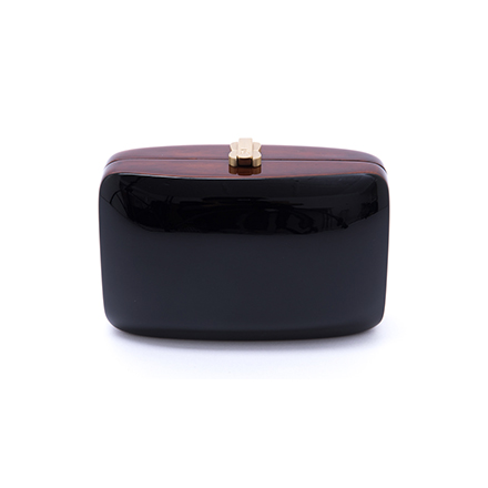Rio Clutch - midnight black