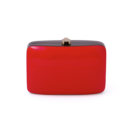 Rio Clutch - red