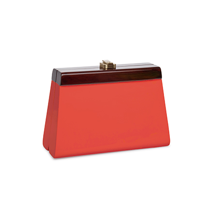 Cindy Clutch - orange