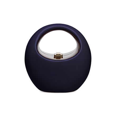 Coco Handbag - peacoat blue
