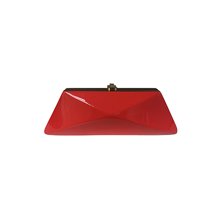 Diaz Clutch - red