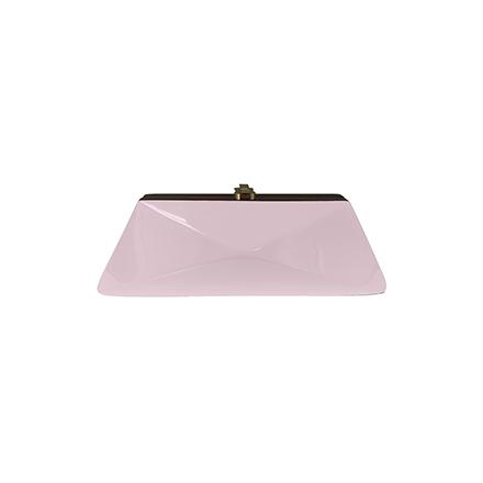 Diaz Clutch - parfait pink