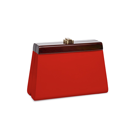 Cindy Clutch - red