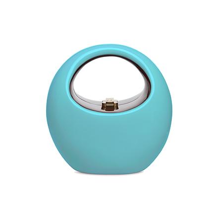 Coco Handbag - turquoise blue