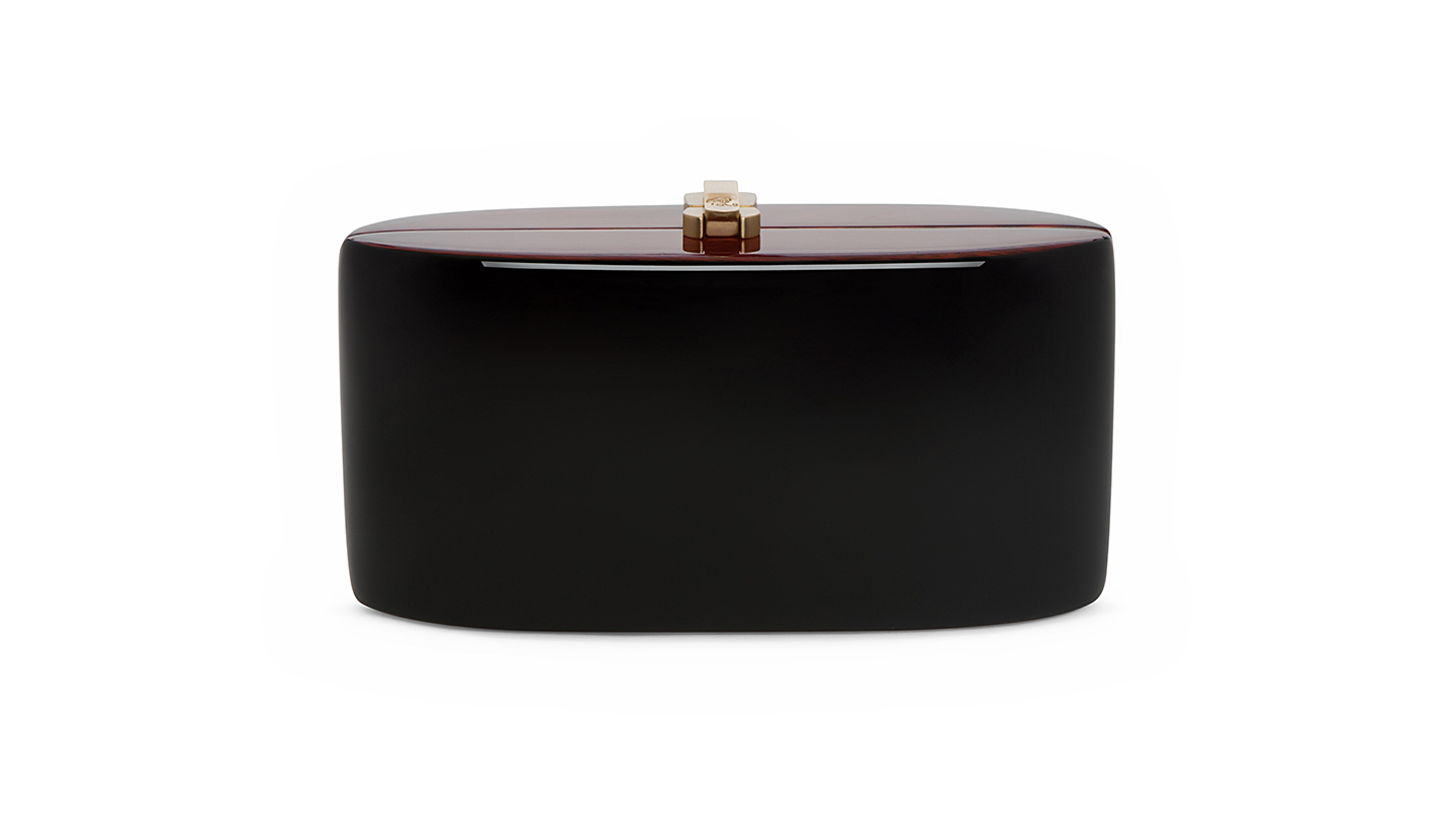 Detail_Candy Clutch_MidnightBlack_front
