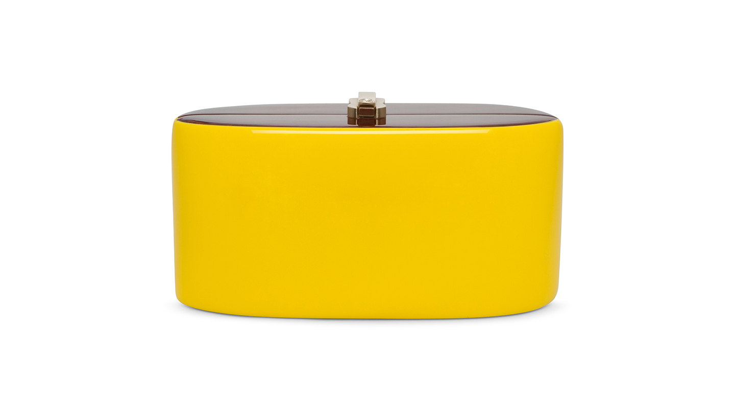Detail_Candy Clutch_Yellow(Lemon)_front