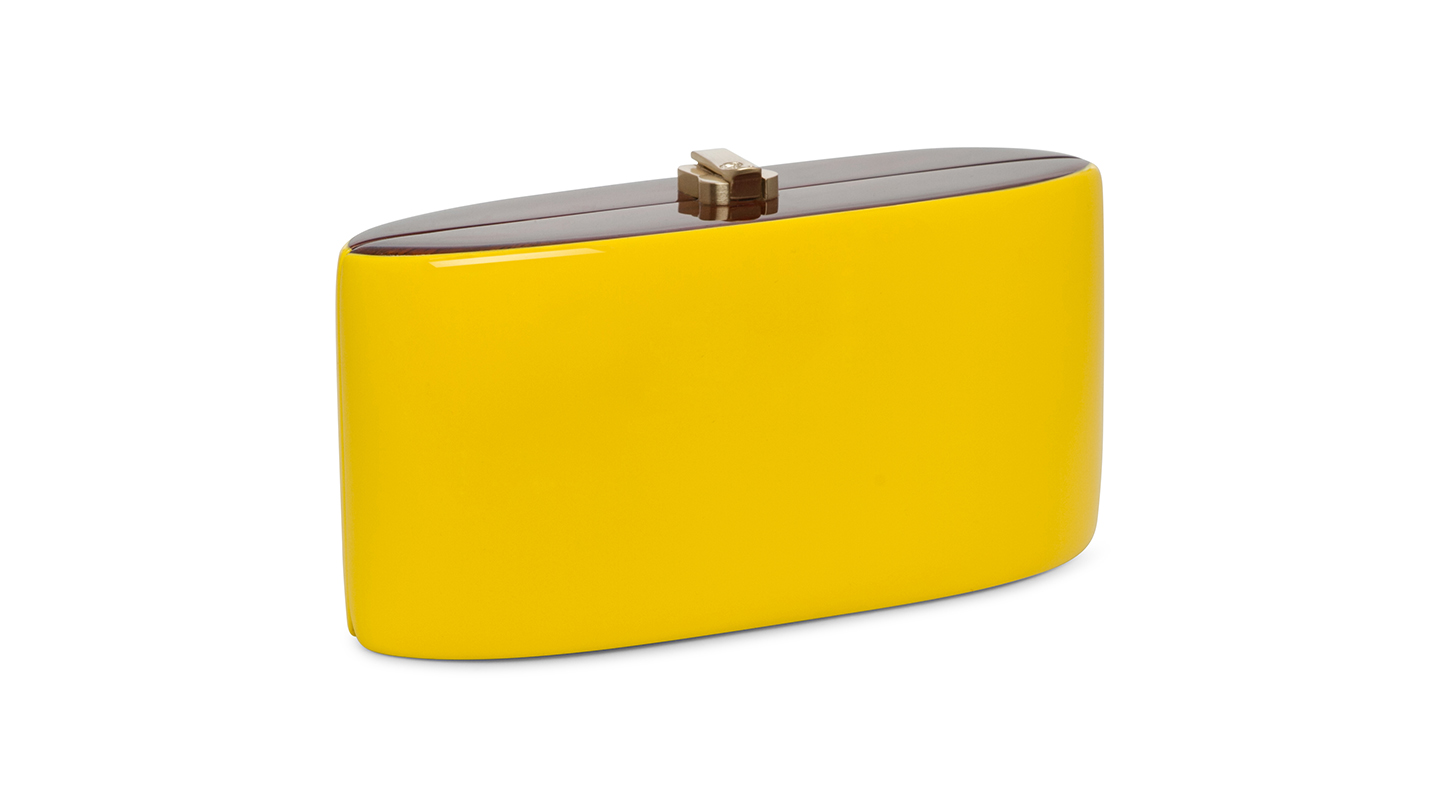 Detail_Candy Clutch_Yellow(Lemon)_right