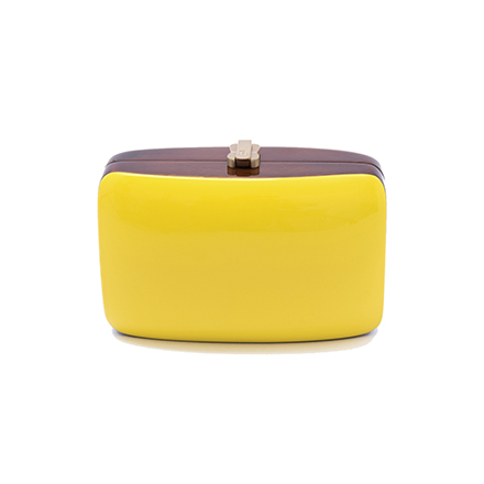 Rio Clutch - yellow