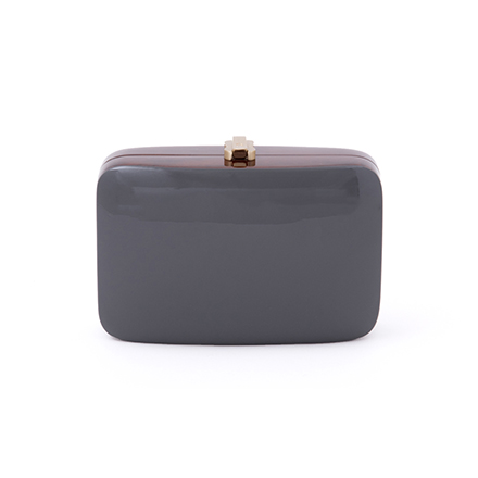 Rio Clutch - steeple grey