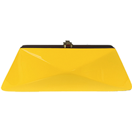 DiazClutch yellow