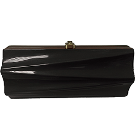 Milano Clutch midnight black